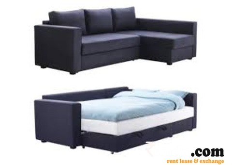 Sofa Cum Bed For Rent : For events company in Delhi