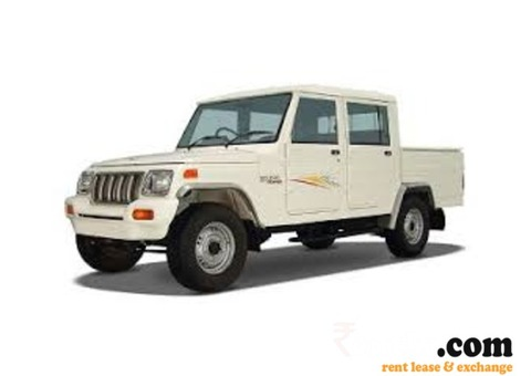 Mahindra champer 2014 model for rent