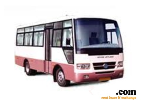 Mini Bus for out station rent.