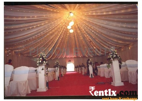 Stage Decorators and Event Organisers Service