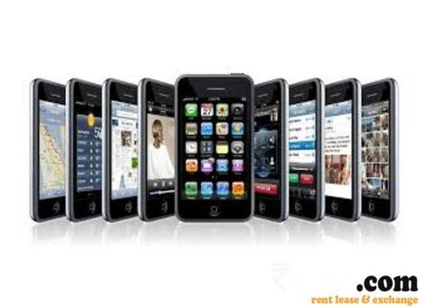 Iphone and Mobile Phones On Rent in Bangalore