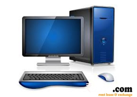 Computer and laptops on rent in Dehradun