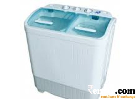 Refrigrator and washing machine on rent in Bangalore