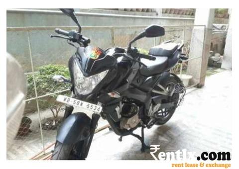 Bajaj Pulsar 200 NS black. - Kolkata