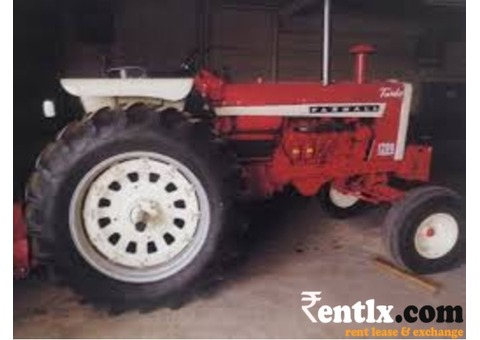 Tractor trally on rent