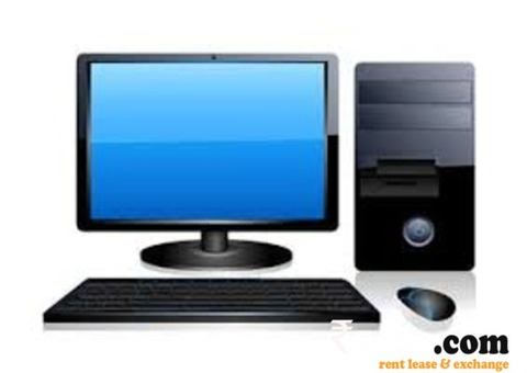 Computer on rent in Dehradun