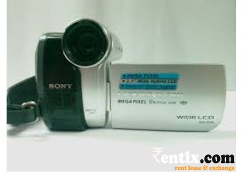 Handycam on rent in Jodhpur
