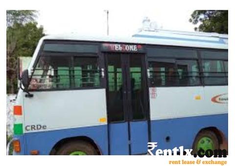 Mahandra tourister Cosmo for rent