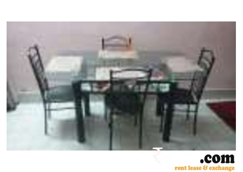 Dining tables for rent in Raipur