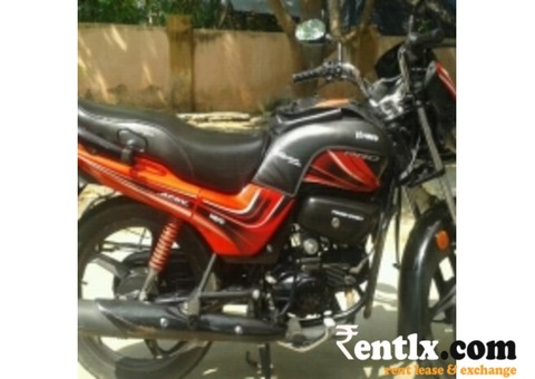 Hero Honda Passion Bike On Rent In Karaikal