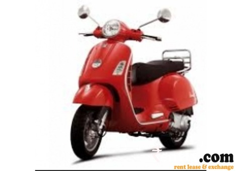 Scooty On Rent In Dehradun