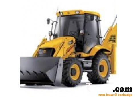Need Jcb 3dx On Rent In Bhilai