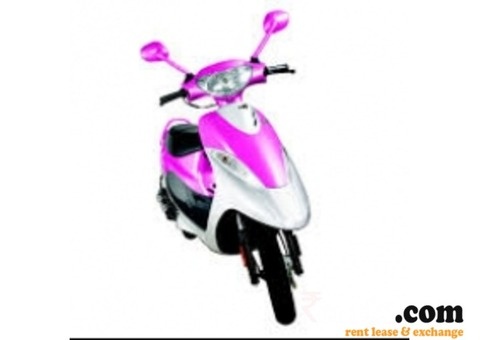 Scooty On Rent In Aligarh