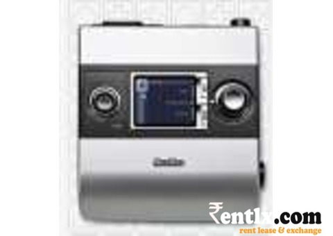 CPAP, BIPAP and Oxygen concentrators on Rent in Delhi
