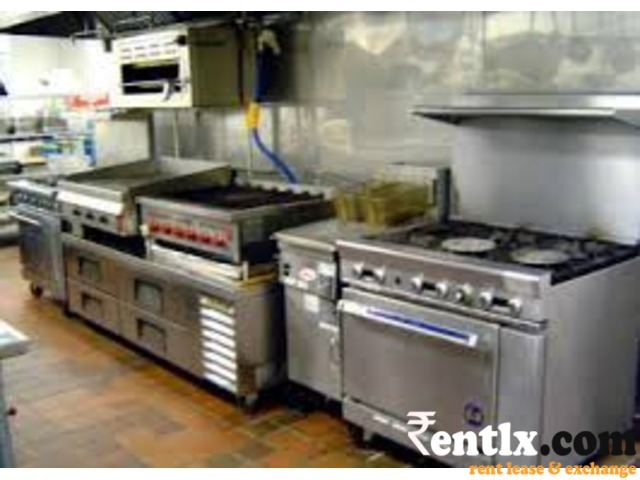 Restaurant Kitchen setup ready for rent or partnership ...