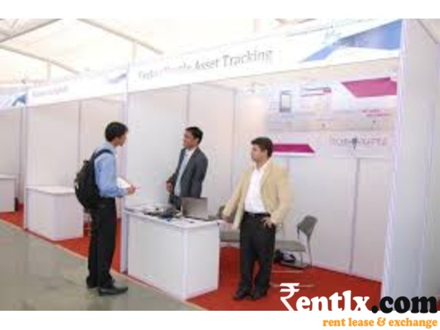 Exhibition Stall On Rent : Octanorm stall on rent for event exhibition mumbai ✭ rentlx