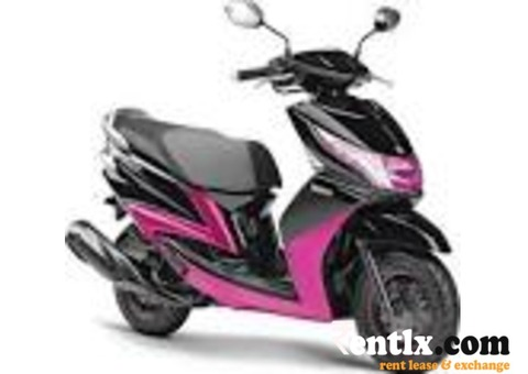Bike / scooty - non geared bike on rent