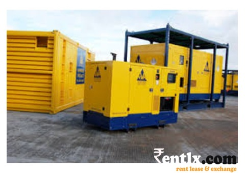 Generator on rent in Ludhiana