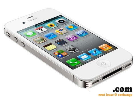 Apple iPhone 4S on Rent in bangalore