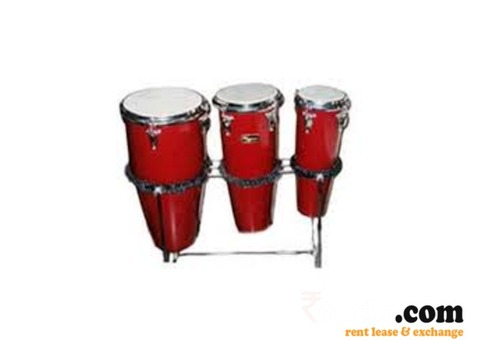 Congo musical instrument on rent