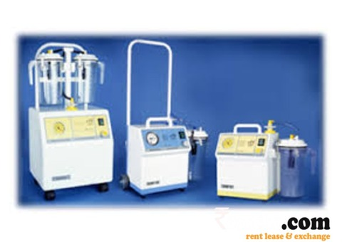 Suction Machines on rent in mumbai