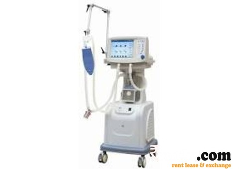 ICU Ventilator on rent in mumbai