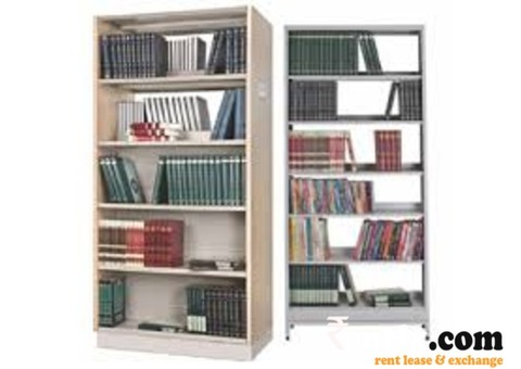 Book racks on rent/hire