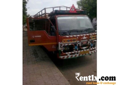 Eicher Truck on Rent in Ahmedabad