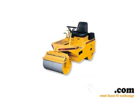 Static roller available on rent basis