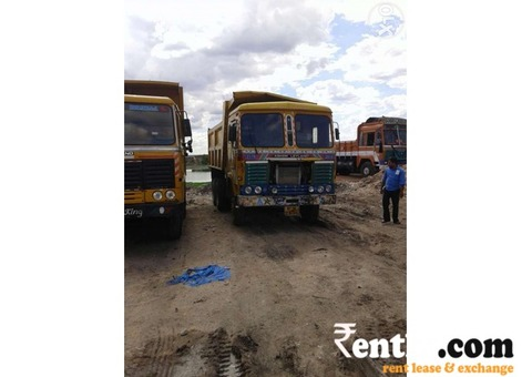 Tipper on Rent in Bangalore