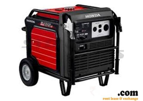 Generator on Rent in Kochi