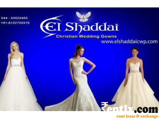 Wedding Gowns On Rent In Chennai Christian For ChennaiChristian Are Available Along