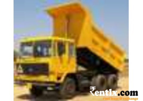 Need ten tyre tippers for lease or rent
