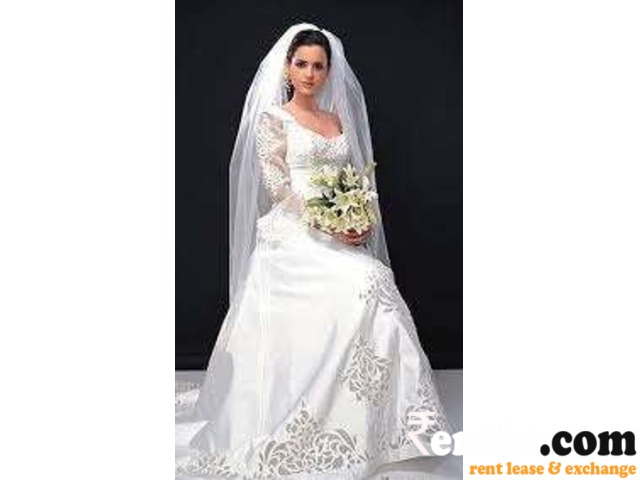 Wedding Gown on rent in Changanacherry, Kottayam Kottayam ✭ Rentlx ...