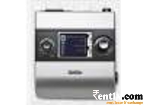 cpap bipap oxygen concentrators on Rent