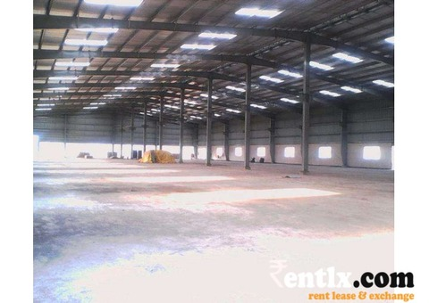 Available Industrial Premises on rental basis in Patalganga