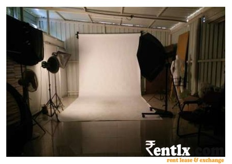 Photo Studio for rent in Bangalore
