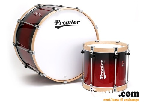 Drum set on rent in Bangalore