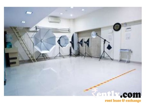 Photography and Videography Studio on rent in Mumbai