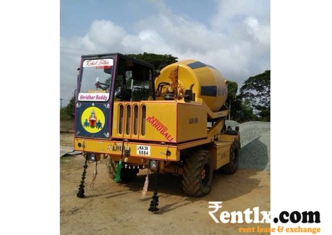 Ajax self loaders available on rent