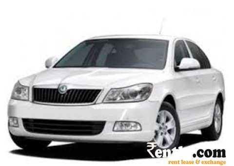 Skoda car on Rent in Mangalore