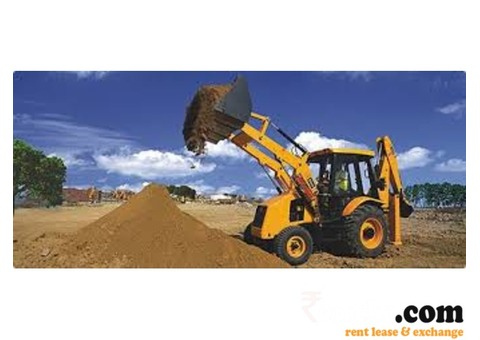 Jcb 3dx on Rent in Dhanbad Jharkhand