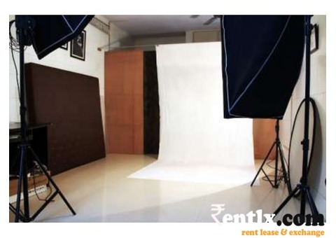 Studio on rent in Mumbai, Studio on hire in Mumbai
