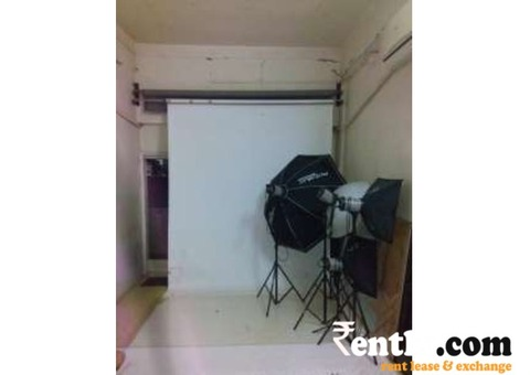 Studio for rent in Mumbai