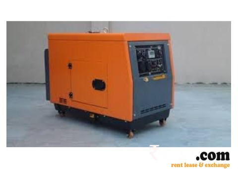generator soundless on Rent