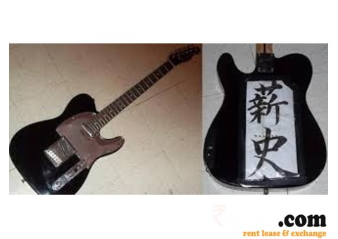 Guiter available on Rent in Thane