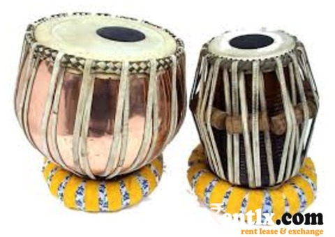 Tabla Available on Rent in Delhi