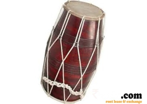 Dholak on Rent in Bangalore
