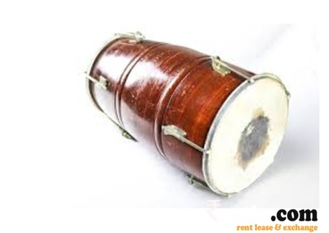 Dholak with Covar on Renr in Udaipur