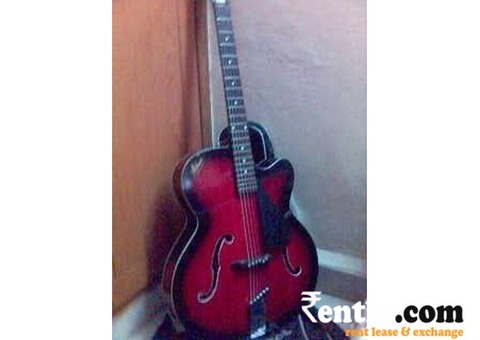 Brand new givson guitar on Rent in  Delhi